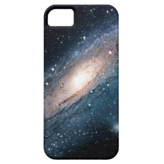 Caja de la galaxia funda para iPhone 5 barely there