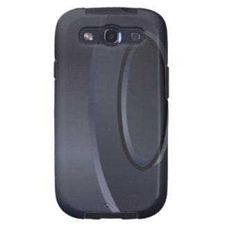 Caja de la galaxia III de Samsung del diseño del d Galaxy S3 Carcasas