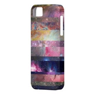Caja de la galaxia iPhone 5 carcasa