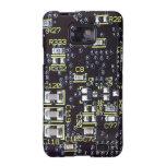 Caja de la galaxia S2 de Samsung del circuito inte Samsung Galaxy S2 Carcasa