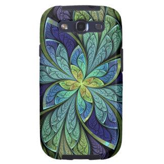 Caja de la galaxia S3 de Chanteuse IV Samsung del Samsung Galaxy S3 Protectores