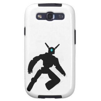 Caja de la galaxia S3 de Papo y de Yo Samsung - Lu Samsung Galaxy S3 Cárcasas