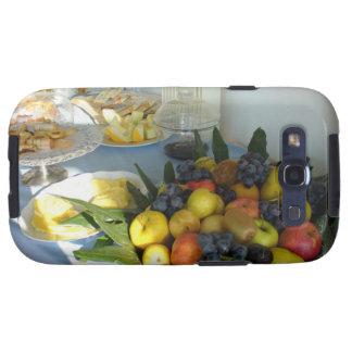 Caja de la galaxia S3 de Samsung de la comida fría Galaxy S3 Carcasa