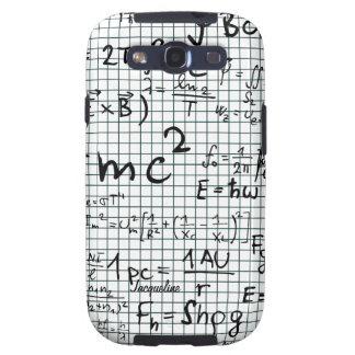 Caja de la galaxia S3 de Samsung de los números de Galaxy S3 Cárcasas