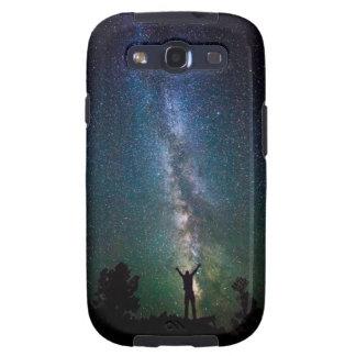 Caja de la galaxia S3 de Samsung Galaxy SIII Coberturas