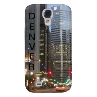 Caja de la galaxia S4 de Denver, Colorado Funda Para Galaxy S4