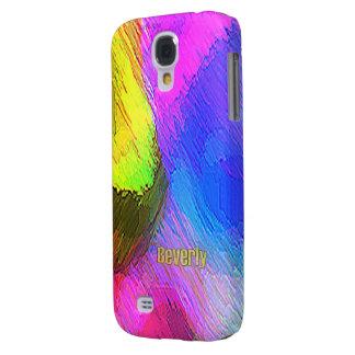 Caja de la galaxia s4 de Samsung de Beverly Samsung Galaxy S4 Cover