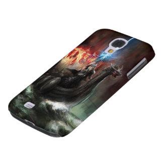 Caja de la galaxia S4 de Samsung de la nave de Funda Para Galaxy S4