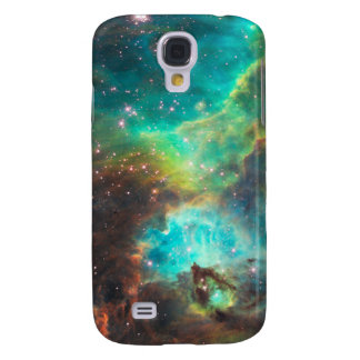 Caja de la galaxia S4 de Samsung de la nebulosa Funda Para Galaxy S4