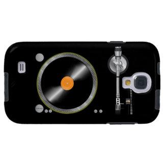 Caja de la galaxia S4 de Samsung de la placa girat Funda Para Galaxy S4