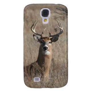 Caja de la galaxia S4 de Samsung de los ciervos de Funda Para Galaxy S4