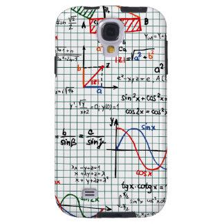 Caja de la galaxia S4 de Samsung de los números de Funda Para Galaxy S4