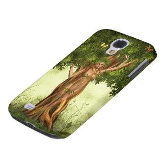 Caja de la galaxia S4 de Samsung del árbol de la Funda Para Galaxy S4