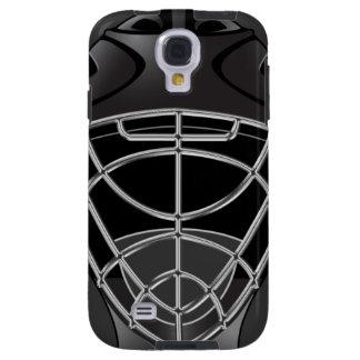 Caja de la galaxia S4 de Samsung del casco del por