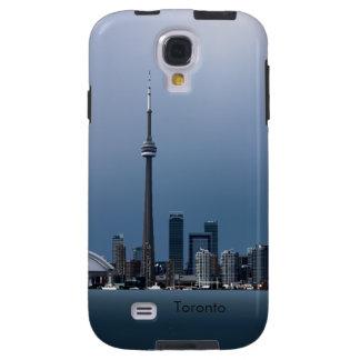Caja de la galaxia S4 de Toronto Ontario Canadá Sa Funda Para Galaxy S4