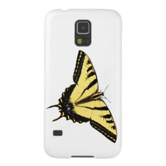 Caja de la galaxia S5 de la mariposa de Carcasa Para Galaxy S5