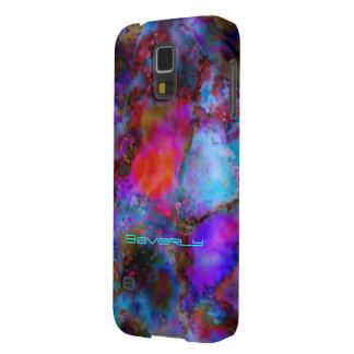 Caja de la galaxia s5 de Samsung de Beverly Funda Para Galaxy S5