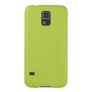 Caja de la galaxia S5 de Samsung del color sólido Carcasa De Galaxy S5