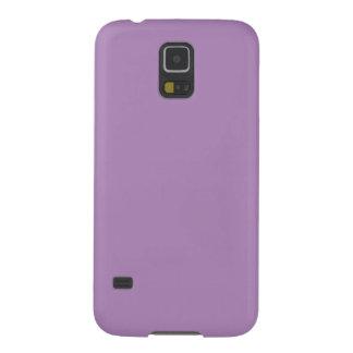 Caja de la galaxia S5 de Samsung del color sólido Funda De Galaxy S5