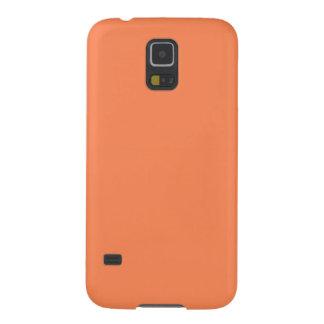 Caja de la galaxia S5 de Samsung del color sólido Funda Para Galaxy S5