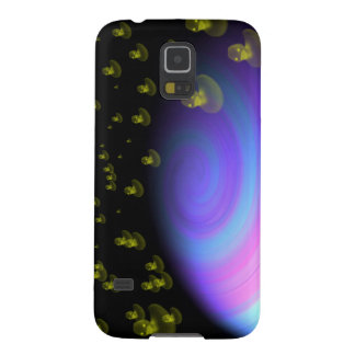 caja de la galaxia S5 de Samsung del flyby del pat Carcasas De Galaxy S5