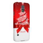 Caja de la galaxia S5 de Samsung del navidad Carcasas Para Galaxy S5