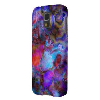 Caja de la galaxia s5 de Samsung que vetea Funda Para Galaxy S5