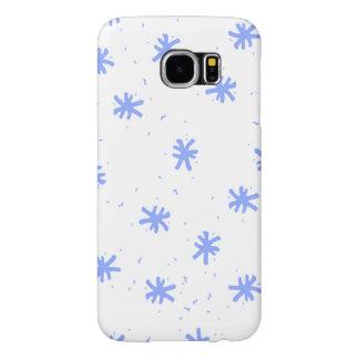 Caja de la galaxia S6 de Samsung de la firma - Funda Samsung Galaxy S6