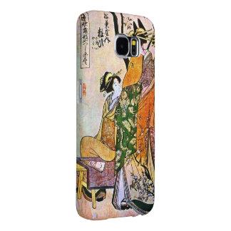 Caja de la galaxia S6 de Samsung del arte del Funda Samsung Galaxy S6