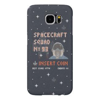 Caja de la galaxia S6 de Samsung del pelotón del Fundas Samsung Galaxy S6