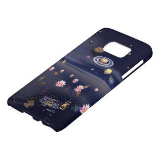 Caja de la galaxia S7 de Samsung del universo de Fundas Samsung Galaxy S7