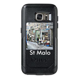 Caja de la galaxia S7 del St Malo Samsing Funda Otterbox Para Samsung Galaxy S7