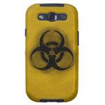 Caja de la galaxia S de Samsung del Biohazard del  Galaxy S3 Funda