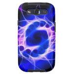 Caja de la galaxia S de Samsung - Spiro exquisito Samsung Galaxy S3 Protectores