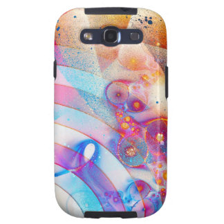 Caja de la galaxia S III del cargo de Skinit Samsung Galaxy S3 Carcasa