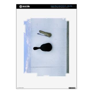 Caja de la guitarra y del violín iPad 3 skin