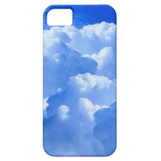 Caja de la impresión de la nube iPhone 5 carcasa
