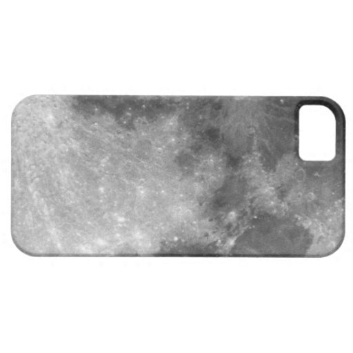 Caja de la luna iPhone 5 funda