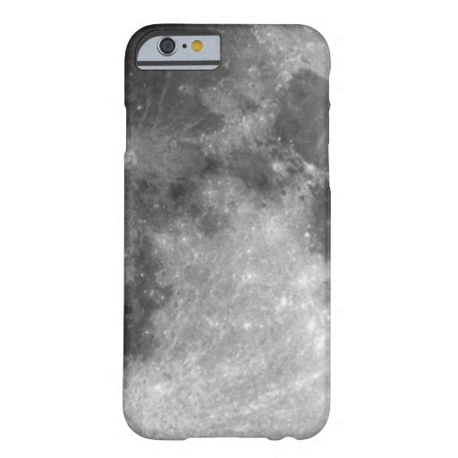 Caja de la luna funda de iPhone 6 barely there