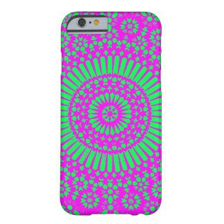 Caja de la mandala del Hippie Funda Barely There iPhone 6