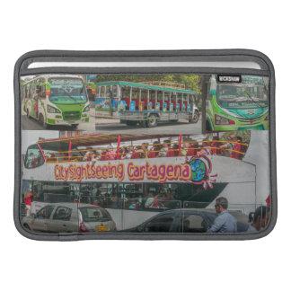Caja de la manga de aire de Cartagena MacBook Fundas MacBook