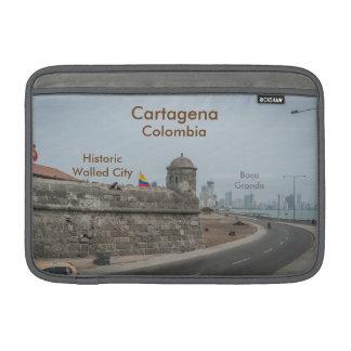 Caja de la manga de aire de Cartagena MacBook Fundas Para Macbook Air