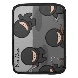 Caja de la manga del iPad de Ninjas Manga De iPad