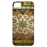 Caja de la materia textil de Kaitag iPhone 5 Case-Mate Cárcasas