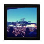 Caja de la memoria de la foto de Instagram Cajas De Recuerdo