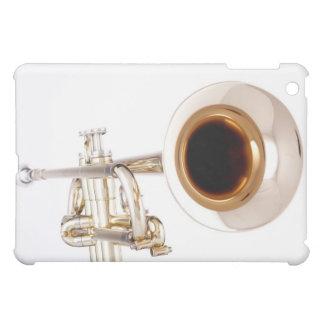 Caja de la mota de Ipad de la trompeta o del cucur