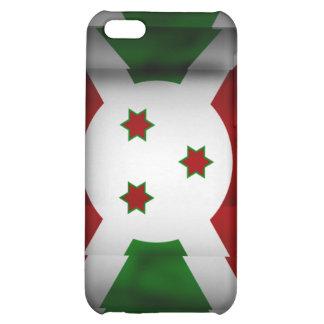 Caja de la mota de Iphone 4/4S de la bandera de Bu