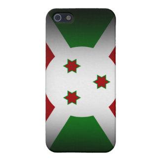 Caja de la mota de Iphone 4/4S de la bandera de Bu iPhone 5 Protectores