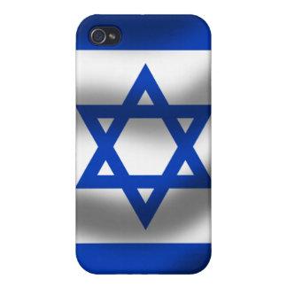 Caja de la mota de Iphone 4/4S de la bandera de Is iPhone 4/4S Carcasa