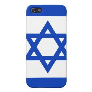 Caja de la mota de Iphone 4/4S de la bandera de Is iPhone 5 Carcasas
